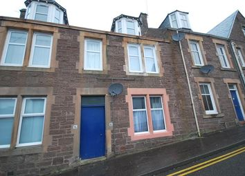 Thumbnail 1 bed terraced house to rent in Galvelmore Street, Crieff