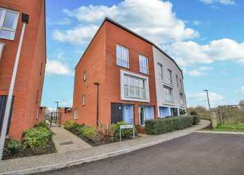 Thumbnail 4 bed town house for sale in Trem Elai, Penarth