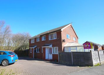 Thumbnail 1 bed town house for sale in Meldon Road, Heysham, Morecambe