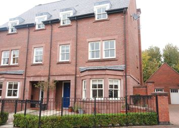 Thumbnail 5 bed semi-detached house to rent in Bretland Drive, Grappenhall, Warrington