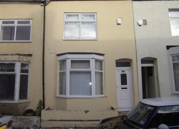 Thumbnail 4 bedroom terraced house to rent in St Andrew Road, Anfield, Liverpool