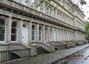 Thumbnail 3 bedroom flat to rent in Grosvenor Terrace, Glasgow, Lanarkshire