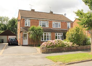 Thumbnail 4 bed semi-detached house for sale in Elmdene Road, Kenilworth