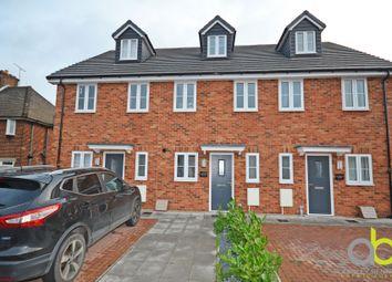Thumbnail 3 bed terraced house for sale in Garden, Park Lane, Aveley, South Ockendon
