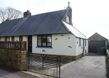 Thumbnail 3 bed semi-detached bungalow for sale in Bankfield Street, Keighley, West Yorkshire