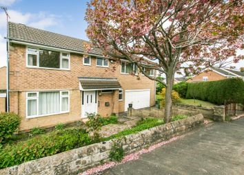 Thumbnail 4 bedroom detached house for sale in Westbank Close Coal Aston, Dronfield, Derbyshire
