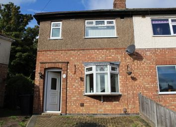 Thumbnail 2 bed semi-detached house to rent in Pamela Place, Beaumont Leys, Leicester