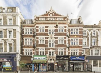 Thumbnail 3 bed flat to rent in Kensington Hall Gardens, Beaumont Avenue, London