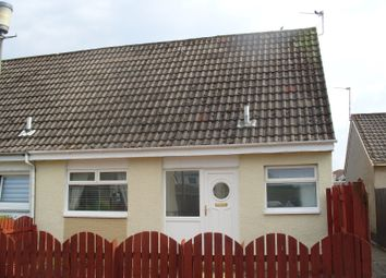 Thumbnail 2 bed semi-detached house for sale in Glengarriff Road, Bellshill