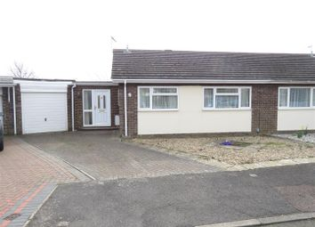Thumbnail 2 bedroom semi-detached bungalow for sale in Burns Way, St. Ives, Huntingdon