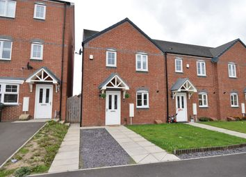 Thumbnail 3 bed end terrace house for sale in Hoskins Lane, Middlesbrough