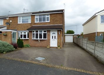 Thumbnail 2 bed terraced house to rent in Peregrine Road, Broughton Astley