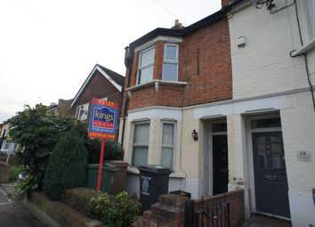 Thumbnail 1 bedroom flat to rent in Stanley Road, London