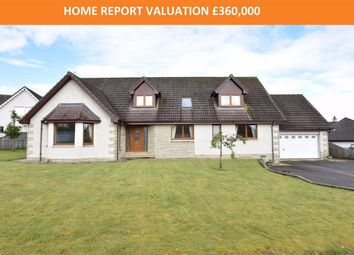Thumbnail 5 bed detached house for sale in Beinn View, Conon Bridge, Ross-Shire