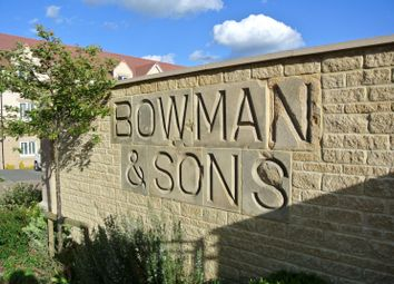 Thumbnail 2 bedroom flat to rent in Bowman Mews, Stamford