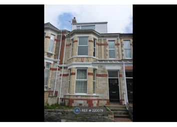 Thumbnail 5 bed terraced house to rent in Hillside Avenue, Plymouth