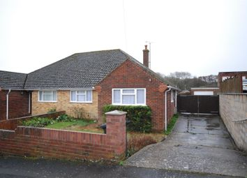 Thumbnail 3 bedroom semi-detached bungalow to rent in Dalby Crescent, Newbury