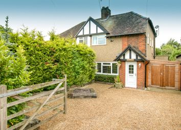 Thumbnail 3 bed semi-detached house for sale in Farm Road, Taplow, Maidenhead
