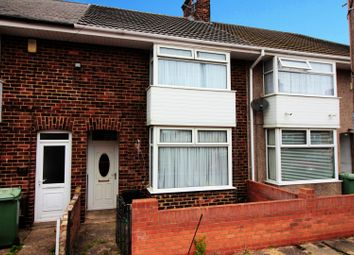 Thumbnail 3 bed terraced house for sale in Wharton Street, Grimsby, Lincolnshire