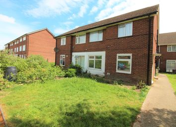 Thumbnail 2 bed maisonette for sale in Fairey Avenue, Hayes