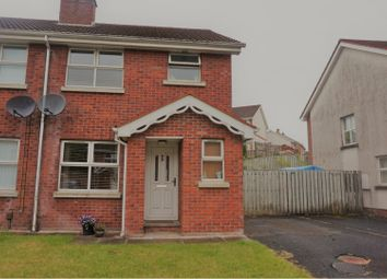 Thumbnail 3 bed semi-detached house for sale in Good Shepherd Glen, Derry / Londonderry