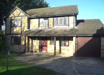 Thumbnail 4 bed detached house to rent in Off London Road., Isleworth