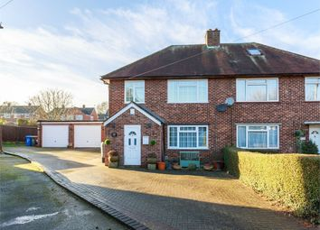 Thumbnail 4 bedroom semi-detached house for sale in Keepers Farm Close, Windsor, Berkshire