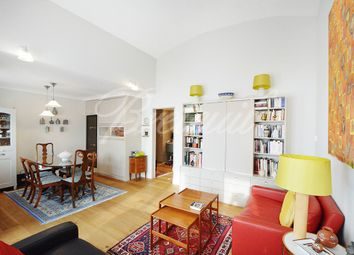 Thumbnail 2 bed flat for sale in King Henry's Reach, Manbre Road, London