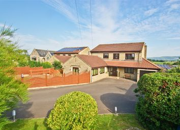 Thumbnail 6 bed detached house for sale in Millbrook, Bleadney, Nr. Wells, Somerset