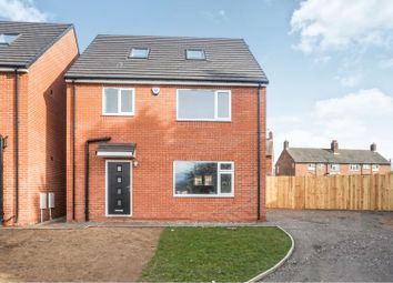 Thumbnail 4 bedroom detached house for sale in Cudworth, Barnsley
