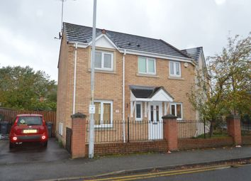 Thumbnail 3 bedroom property to rent in Rolls Crescent, Hulme, Manchester