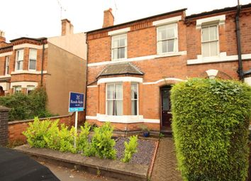 Thumbnail 3 bed flat for sale in Rugby Road, Leamington Spa