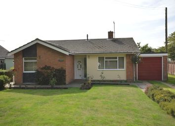 Thumbnail 2 bed detached bungalow to rent in Knapton Road, Trunch, North Walsham