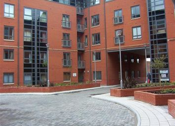 Thumbnail 1 bed flat to rent in Lake House, Castlefield, Manchester