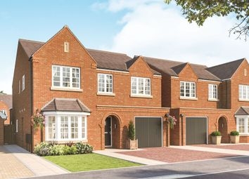 Thumbnail 4 bedroom detached house for sale in Drovers Way, Pirton, Hitchin