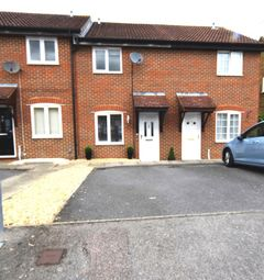 Thumbnail 2 bed terraced house for sale in Newcastle Close, Stevenage, Hertfordshire