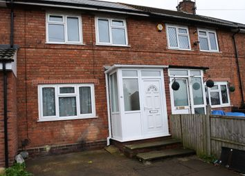 Thumbnail 3 bed terraced house to rent in Wetherfield Road, Tyseley, Birmingham