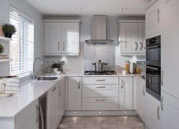 """Thumbnail 4 bedroom detached house for sale in """"Ripon"""" at Tiber Road, North Hykeham, Lincoln"""