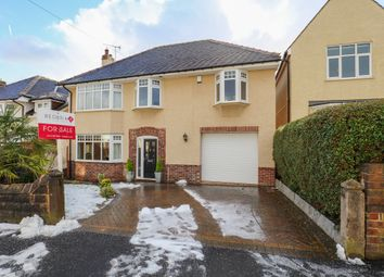 Thumbnail 5 bed detached house for sale in Furniss Avenue, Dore, Sheffield