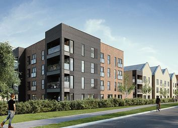 "Thumbnail 2 bed flat for sale in ""Foxglove House"" at Solihull Gate Retail Park, Stratford Road, Shirley, Solihull"