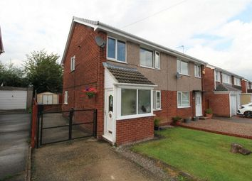 Thumbnail 3 bed semi-detached house for sale in Derwent Drive, Chapeltown, Sheffield, South Yorkshire