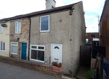 Thumbnail 2 bedroom end terrace house for sale in 3 St. Patricks Cottages, Main Road, Thorney Toll, Wisbech, Cambridgeshire