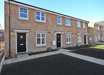 Thumbnail 3 bed end terrace house for sale in Westminster Way, Bridgwater