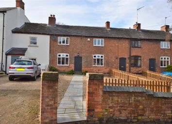 Thumbnail 2 bed cottage for sale in Borough Street, Kegworth, Derby