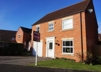 Thumbnail 4 bed detached house for sale in Turner Close, Warwick