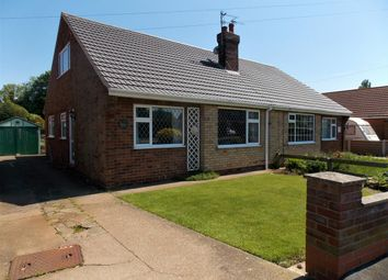 Thumbnail 2 bed semi-detached house for sale in St. Francis Grove, Laceby, Grimsby