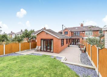 Thumbnail 4 bed semi-detached house for sale in Remer Street, Crewe, Cheshire