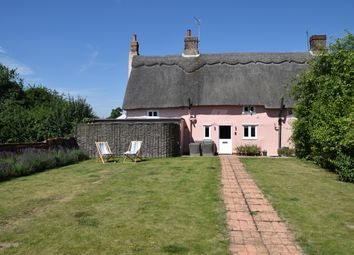 Thumbnail 1 bed cottage for sale in Church Path, Friston, Saxmundham