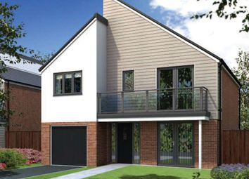 "Thumbnail 4 bed detached house for sale in ""The Westminster"" at Sir Bobby Robson Way, Newcastle Upon Tyne"