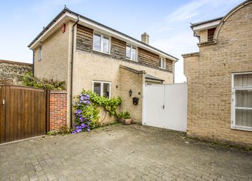Thumbnail 3 bedroom detached house for sale in Northgate Street, Bury St. Edmunds
